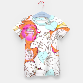 Thumbnail image of Early Bloomer Kid's T-shirt, Live Heroes