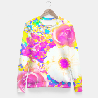 Thumbnail image of Nostalgia Fitted Waist Sweater, Live Heroes