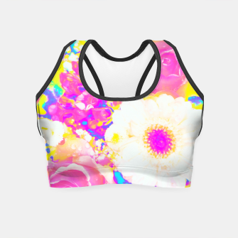 Thumbnail image of Nostalgia Crop Top, Live Heroes