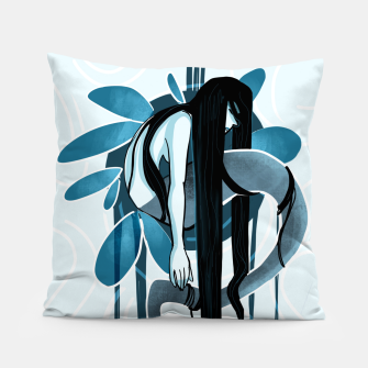 Thumbnail image of Wet Ink Pillow, Live Heroes