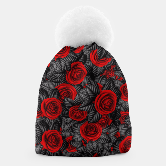 Thumbnail image of Rosa Sombra Beanie, Live Heroes