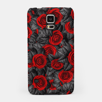 Thumbnail image of Rosa Sombra Samsung Case, Live Heroes