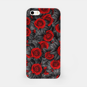 Rosa Sombra iPhone Case thumbnail image