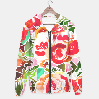 Thumbnail image of Always in Bloom Hoodie, Live Heroes