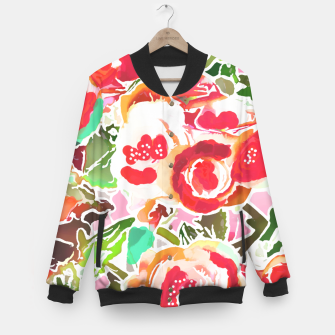 Always in Bloom Baseball Jacket thumbnail image
