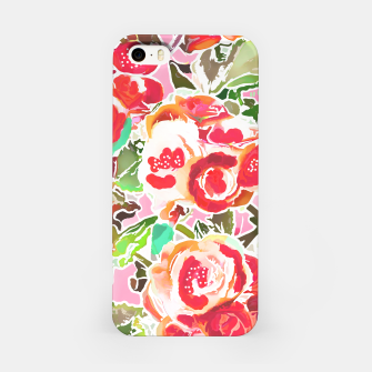 Thumbnail image of Always in Bloom iPhone Case, Live Heroes