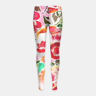 Always in Bloom Girl's Leggings thumbnail image