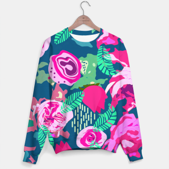 Thumbnail image of Royal Roses Sweater, Live Heroes