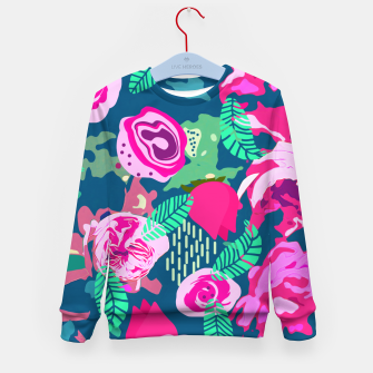 Thumbnail image of Royal Roses Kid's Sweater, Live Heroes