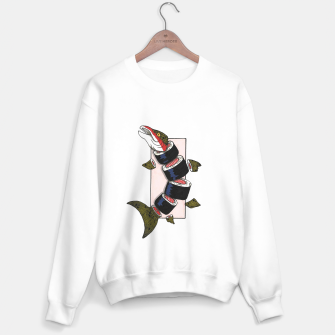 Thumbnail image of Salmon Dance - Chemical Brothers Sudadera Regular, Live Heroes