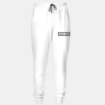 Miniatur NIGHT MOTH Sweat pants, Live Heroes
