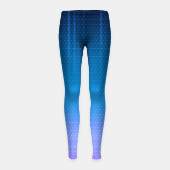 Thumbnail image of Sombra Skin Virus Pattern Girl's Leggings, Live Heroes