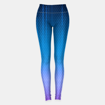 Thumbnail image of Sombra Skin Virus Pattern Leggings, Live Heroes