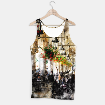 Thumbnail image of Cracow art Tank Top, Live Heroes