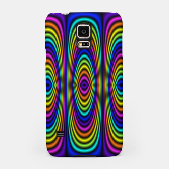 o rainbow Samsung Case miniature