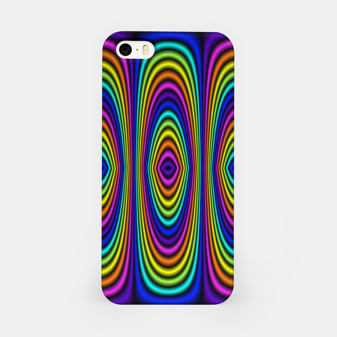 Image de o rainbow iPhone Case - Live Heroes