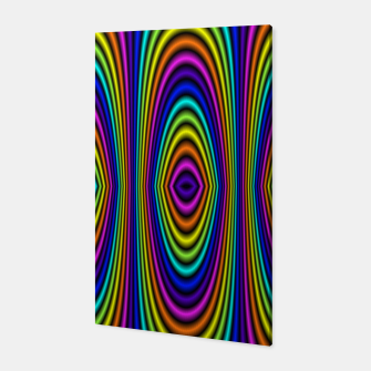 o rainbow Canvas miniature