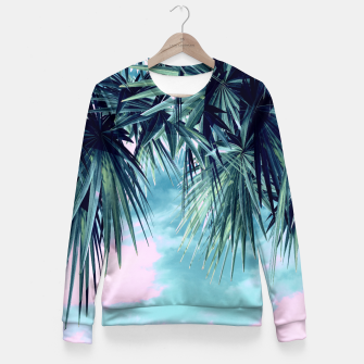 Hawaiian Sunset Sudadera entallada miniature