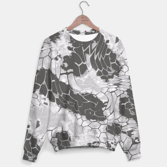 Miniatur Stone Dragon Camouflage Sweater, Live Heroes