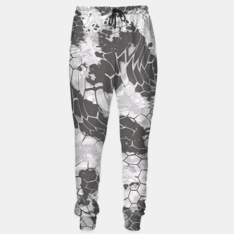 Miniatur Stone Dragon Camouflage Sweatpants, Live Heroes