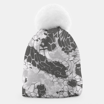 Miniatur Stone Dragon Camouflage Beanie, Live Heroes