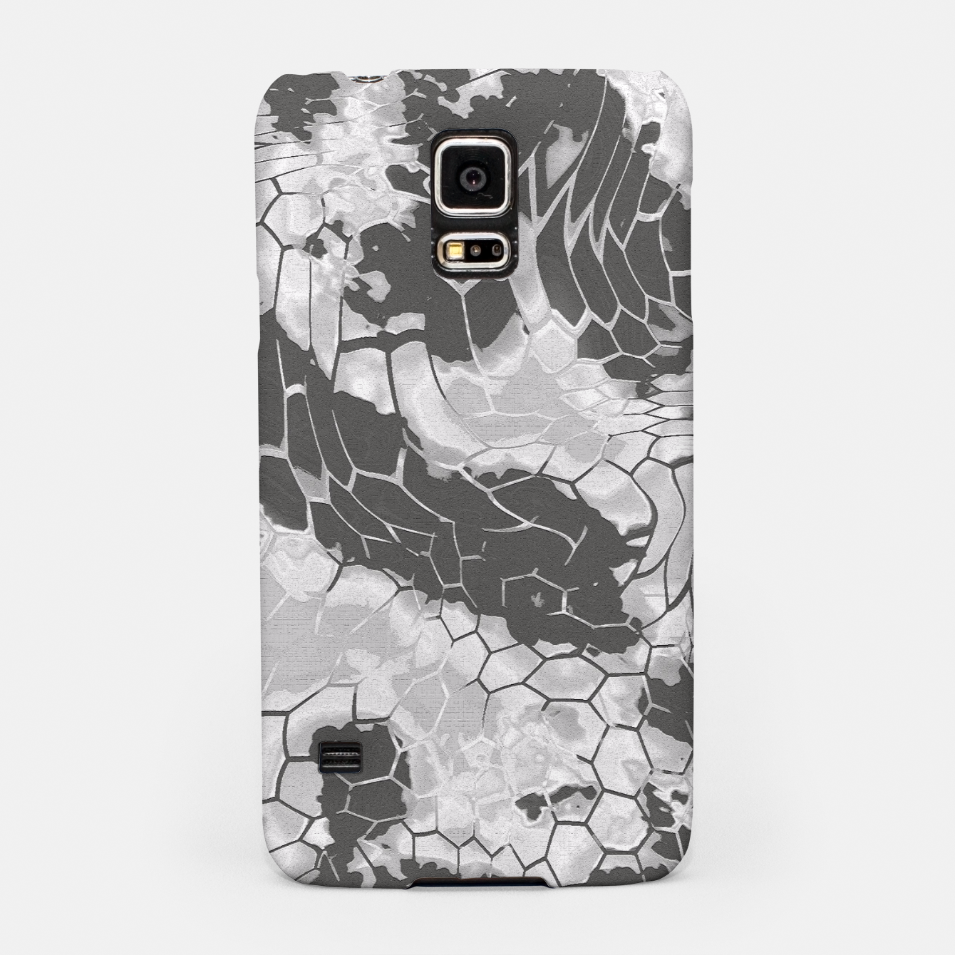 Foto Stone Dragon Camouflage Samsung Case - Live Heroes