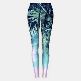 Hawaiian Sunset Leggings miniature