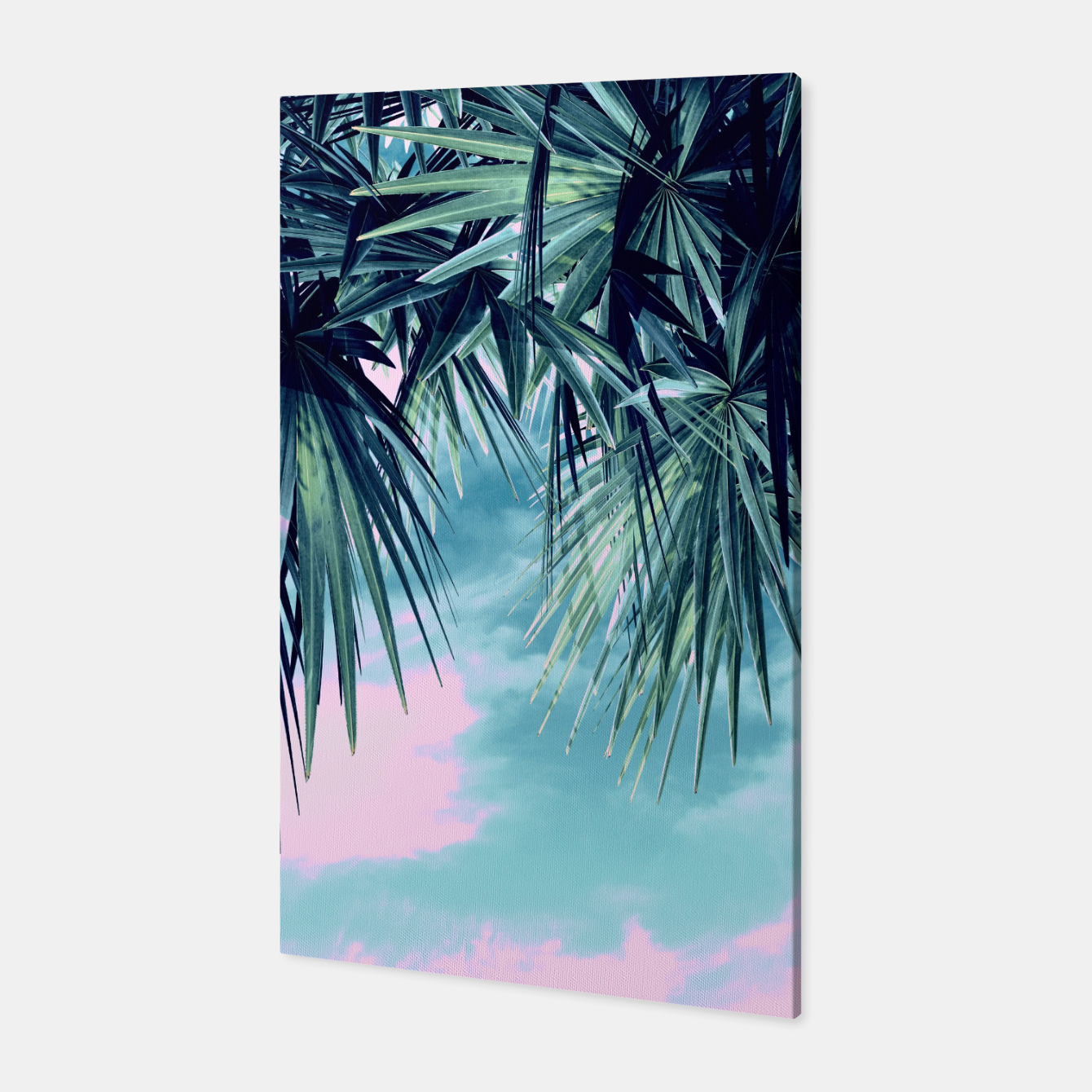 Image de Hawaiian Sunset Canvas - Live Heroes
