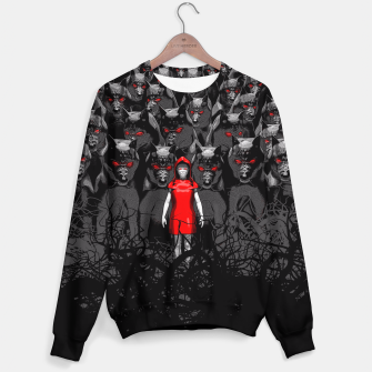 Thumbnail image of Girl N the Hood Sweater, Live Heroes