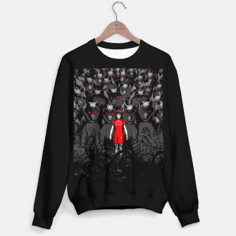 Thumbnail image of Girl N the Hood Sweater regular, Live Heroes