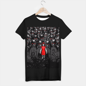 Girl N the Hood T-shirt regular thumbnail image
