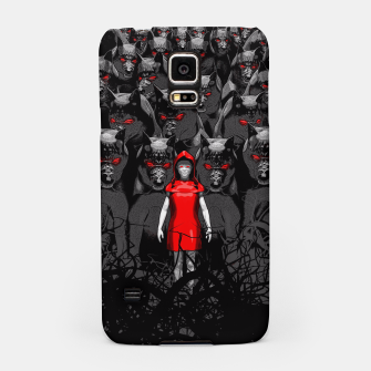 Thumbnail image of Girl N the Hood Samsung Case, Live Heroes