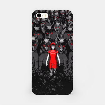 Thumbnail image of Girl N the Hood iPhone Case, Live Heroes