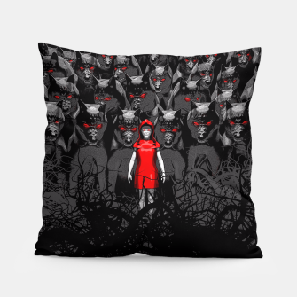 Girl N the Hood Pillow thumbnail image