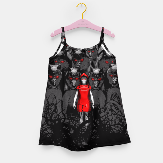 Thumbnail image of Girl N the Hood Girl's Dress, Live Heroes