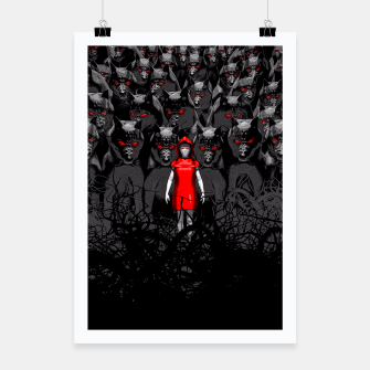 Thumbnail image of Girl N the Hood Poster, Live Heroes