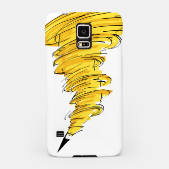 Thumbnail image of Hurricreative Samsung Case, Live Heroes