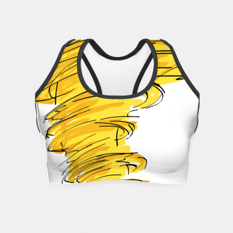 Thumbnail image of Hurricreative Crop Top, Live Heroes