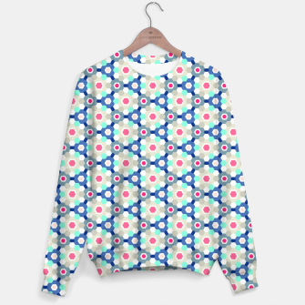 Thumbnail image of Geometric Web 01 Sweater, Live Heroes