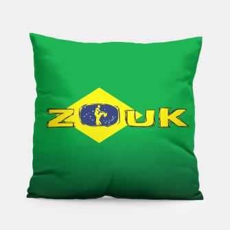 Miniatur colors of brasil - dancing zouk Kissen, Live Heroes