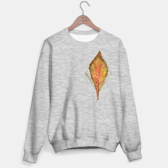 Thumbnail image of Autumn RedGreen Leaf2 Sweater regular, Live Heroes