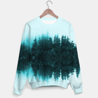 Cloudy Forest Sweater Bild der Miniatur