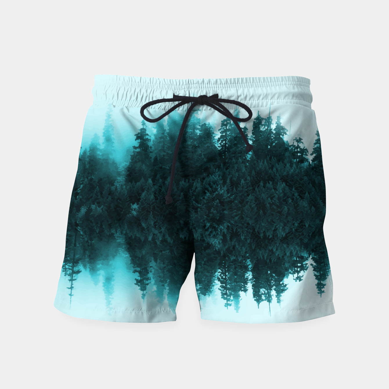 Foto Cloudy Forest Swim Shorts - Live Heroes