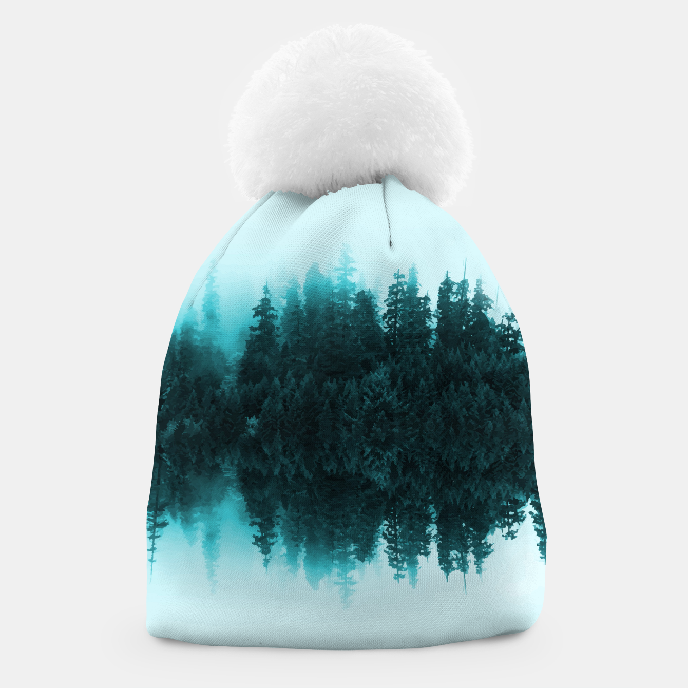 Foto Cloudy Forest Beanie - Live Heroes