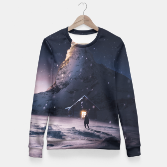 Thumbnail image of Haven Fitted Waist Sweater, Live Heroes