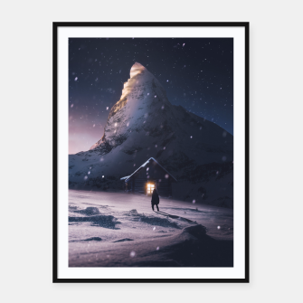 Thumbnail image of Haven Framed poster, Live Heroes