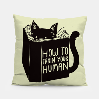 Thumbnail image of How to train your human Pillow, Live Heroes