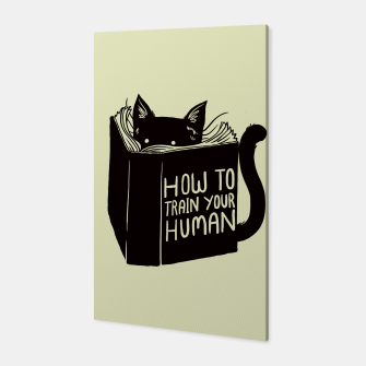Imagen en miniatura de How to train your human Canvas, Live Heroes