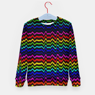 Miniatur coherence Kid's Sweater, Live Heroes