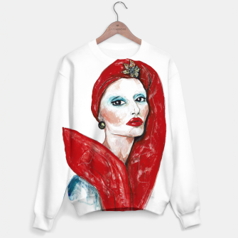 Thumbnail image of Marc Jacobs__Fashion Illustration Sweater, Live Heroes